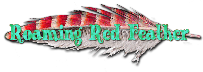 Roaming Red Feather