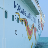 Cruising the Western Caribbean on the Norwegian Getaway